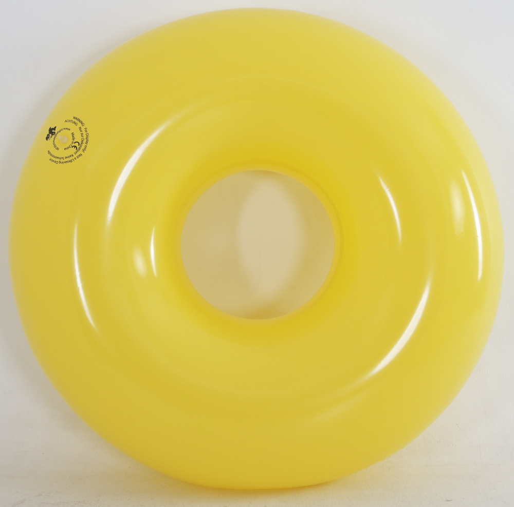 Giant Ring yellow shiny
