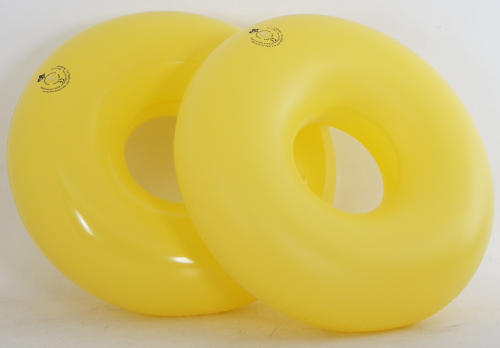 Giant Ring yellow matte_3